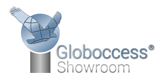 Logo Globoccess Showroom